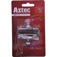 Aztec Road system brake blocks standard Grey / Charcoal