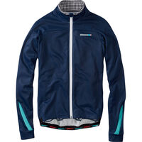 Madison RoadRace men's long sleeve thermal jersey, ink blue