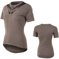 Pearl Izumi Women's, Select Pursuit SS Jersey, Smoked Pearl Whirl