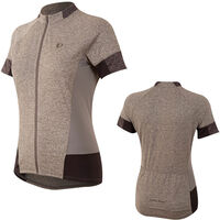 Pearl Izumi Women's, Select Escape SS Jersey, Smoked Pearl Parquet
