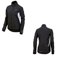 Pearl Izumi Women's Select Barrier Convertible Jacket, Black