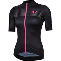 Pearl Izumi Women's P.R.O. Pursuit Speed Jersey Black Diffuse