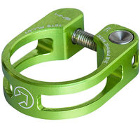 PRO Performance seatpost clamp, 28.6, green