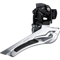 Shimano FD-5801 105 11-speed front derailleur, double 34.9 mm, black