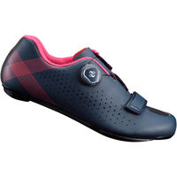 Shimano RP501WN SPD-SL women's road shoes, navy